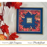 Embossed Edge Square Dies by Kat Scrappiness - Kat Scrappiness