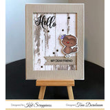 Wood Grain Frame Die by Kat Scrappiness - Kat Scrappiness