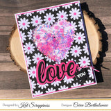Zig Zag Heart Dies by Kat Scrappiness - Kat Scrappiness