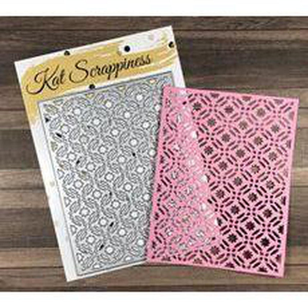 Star Fusion Coverplate Die by Kat Scrappiness - Kat Scrappiness