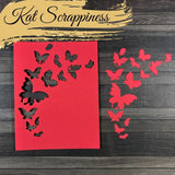 Butterfly Backdrop Die by Kat Scrappiness - Kat Scrappiness