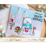Crafters Essentials WINTER Dies by Kat Scrappiness - RESERVE