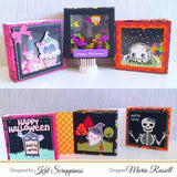 Double Stitched Square Dies by Kat Scrappiness - Kat Scrappiness