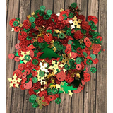 Christmas Cheer Sequin Mix by Kat Scrapiness