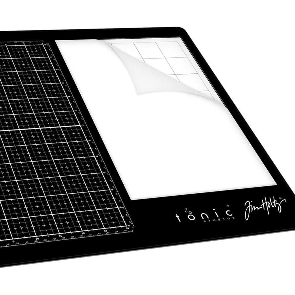 Tim Holtz Replacement Non-Stick Mat For Glass Media Mat - Kat Scrappiness