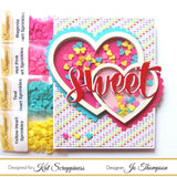 Sweet Word & Sentiment Die by Kat Scrappiness - Kat Scrappiness