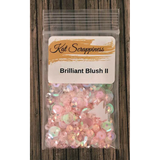 Brilliant Blush II Sequin Mix - Shaker Card Fillers - Kat Scrappiness