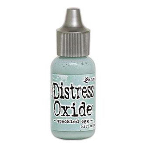Speckled Egg Distress Oxide Re-Inker by Tim Holtz - RESERVE - Kat Scrappiness