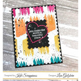 Everyday Brush Strokes Stamp Set by Kat Scrappiness