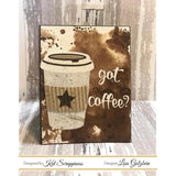 Layered Coffee Cup Die by Kat Scrappiness - Kat Scrappiness