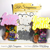 Happy Easter w/Shadow Die by Kat Scrappiness - Kat Scrappiness