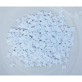 White Butterfly Confetti - Shaker Card Fillers - NEW! - Kat Scrappiness