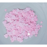 Blush Hearts Sequin Mix - Kat Scrappiness