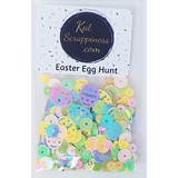 Easter Egg Hunt Sequin Mix - Shaker Card Fillers - NEW! - Kat Scrappiness