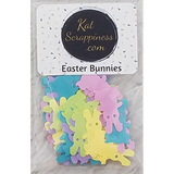 Easter Bunny Sequins - Kat Scrappiness