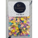 Trix Mix II Sequin Mix - Kat Scrappiness