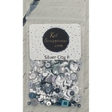 Silver City II Sequin Mix