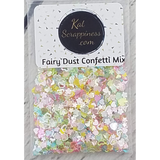 Fairy Dust - Confetti - Sequins - Kat Scrappiness