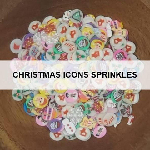 Christmas Icons Sprinkles - Kat Scrappiness
