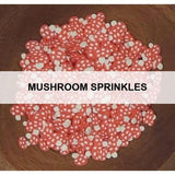 Mushroom Sprinkles by Kat Scrappiness - Kat Scrappiness