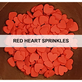 Red Heart Sprinkles - Kat Scrappiness