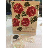 Bride Sequin Mix - Shaker Card Fillers - Kat Scrappiness