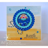 Ocean Sequin Mix - Shaker Card Fillers - NEW! - Kat Scrappiness