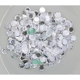 6mm Sparkling Clear Solid Confetti Mix - Kat Scrappiness
