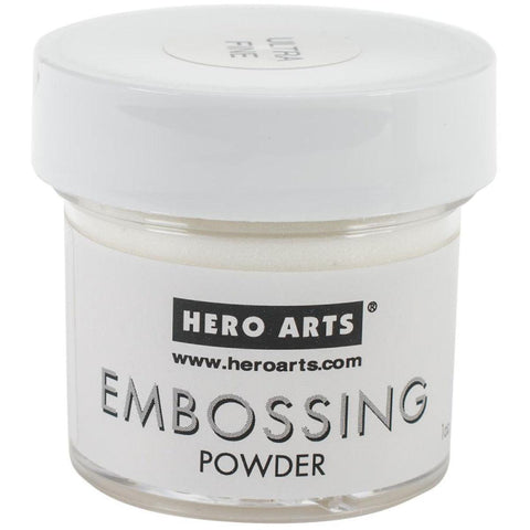 Hero Arts Clear Embossing Powder 1oz - Kat Scrappiness