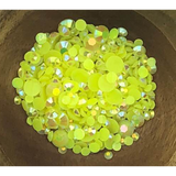 Yellow Jewels - Kat Scrappiness