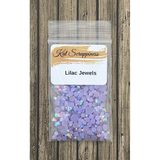 Lilac Jewels - Kat Scrappiness