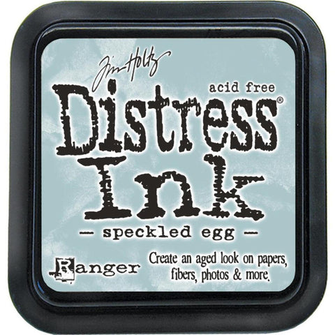 Speckled Egg Distress Ink Pad by Tim Holtz - Kat Scrappiness