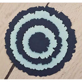 Distressed Edge Circle Dies by Kat Scrappiness - Kat Scrappiness