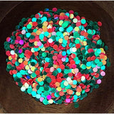 Christmas Confetti Sequin Mix