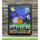 Spooky Fence Border Die by Lawn Fawn - Kat Scrappiness