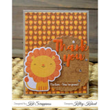 Stitched Fancy Scalloped Circle Dies by Kat Scrappiness - NEW!