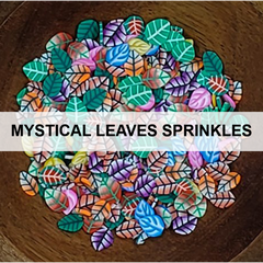 Mystical Leaves Sprinkles by Kat Scrappiness - Kat Scrappiness