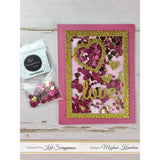 Sweetheart Valentine Sequin Mix - Kat Scrappiness