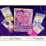 Small Heart Shaker Card Kit by Kat Scrappiness - 027 - Kat Scrappiness