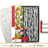"""Wok On"" Stamp Set by Kat Scrappiness - Kat Scrappiness"