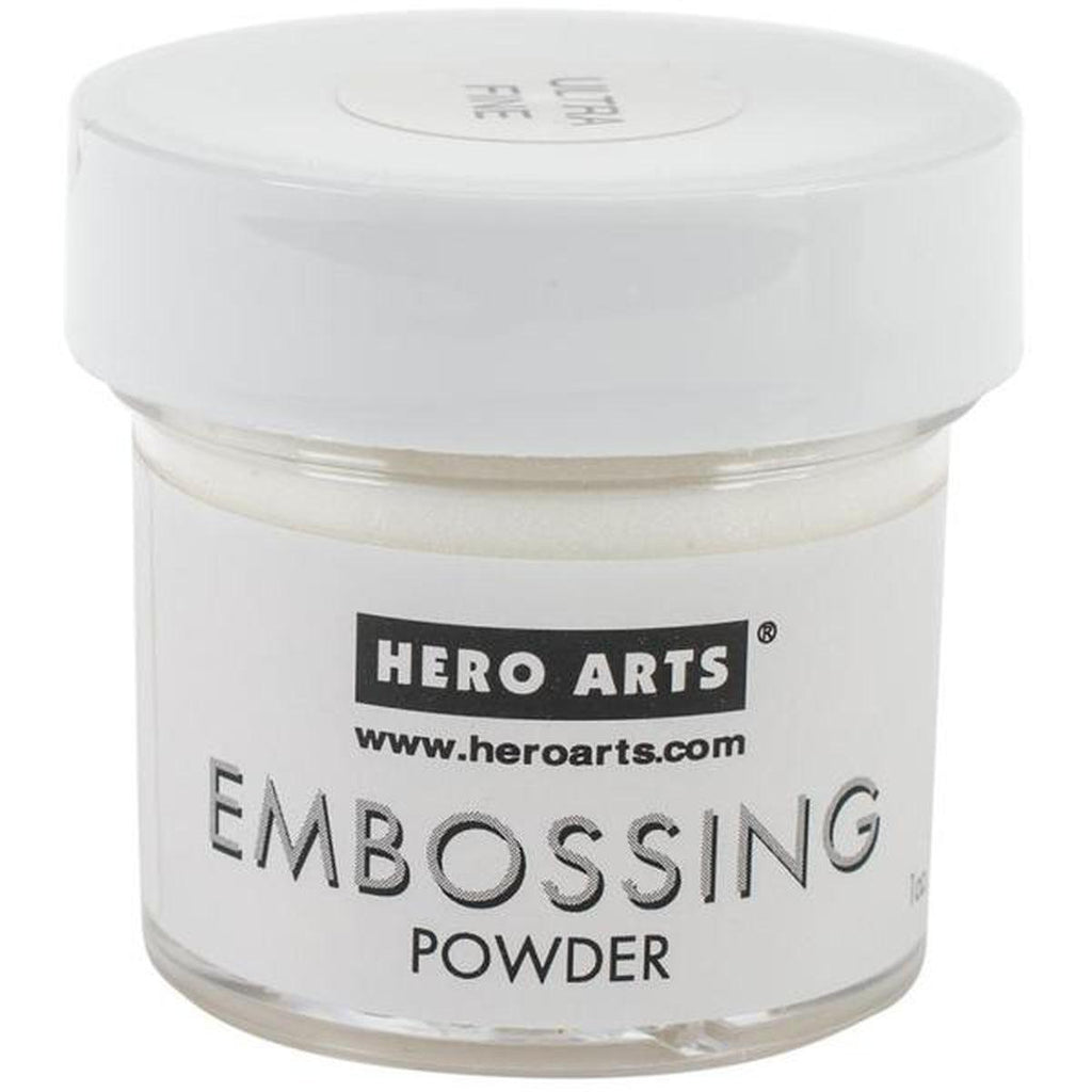 Ultra Fine Clear Embossing Powder 1oz - Kat Scrappiness