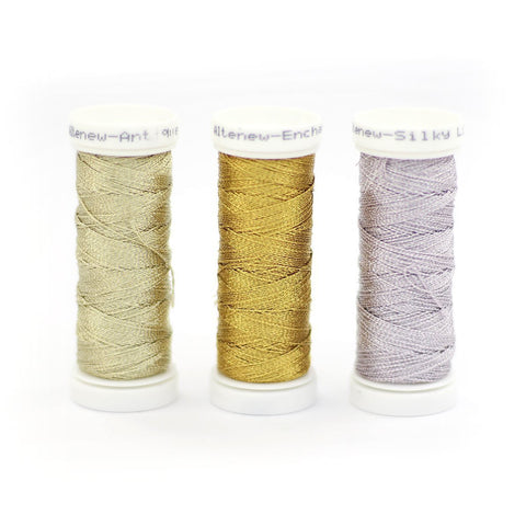 Metallic Thread Set by Altenew