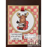 At the Craft Store Cling Stamp by Riley & Co - Kat Scrappiness