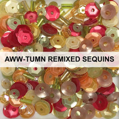 Aww-tumn  REMIXED Sequin Mix