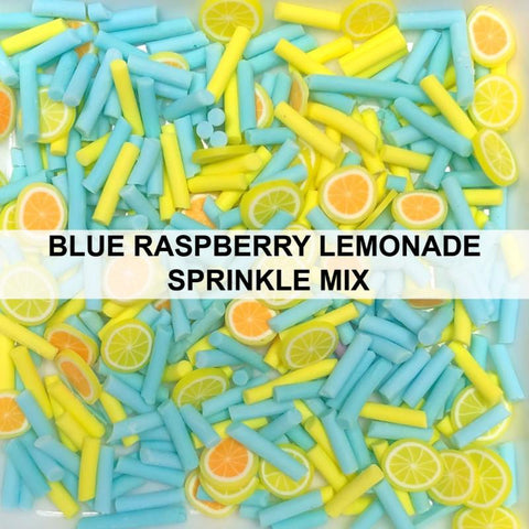 Blue Raspberry Lemonade Sprinkles by Kat Scrappiness