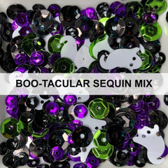 BOO-TACULAR Sequin Mix