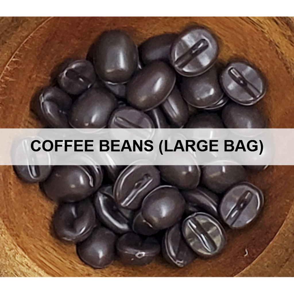 Coffee Beans - Large Pack - Kat Scrappiness