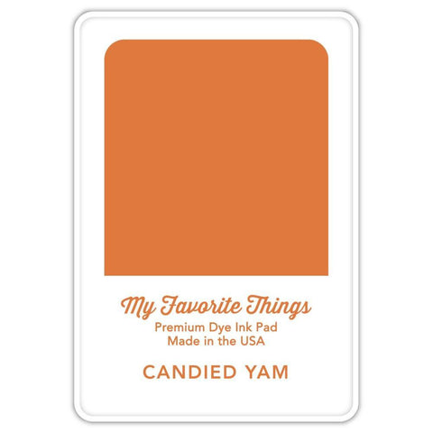 My Favorite Things Premium Dye Ink Pad - Candied Yam