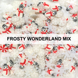 Frosty Wonderland Sequin & Sprinkle Mix by Kat Scrappiness