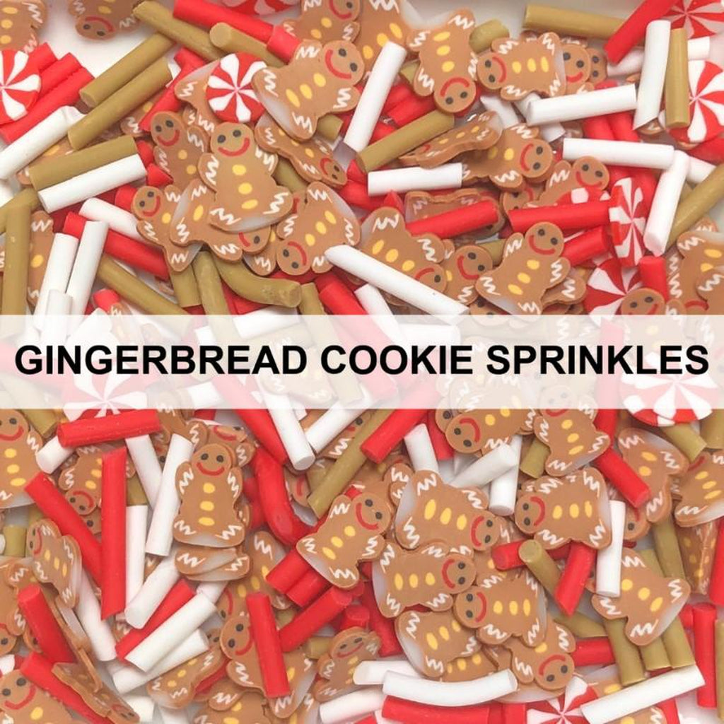 Gingerbread Cookie Sprinkles by Kat Scrappiness